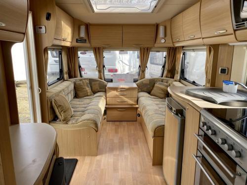 2008 Abbey Freestyle 620 4 Berth Touring Caravan (10)