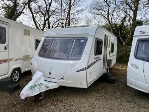 2008 Abbey Freestyle 620 4 Berth Touring Caravan (2)