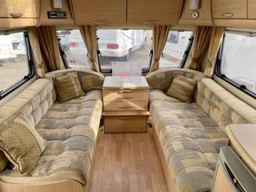 2008 Abbey Freestyle 620 4 Berth Touring Caravan (4)