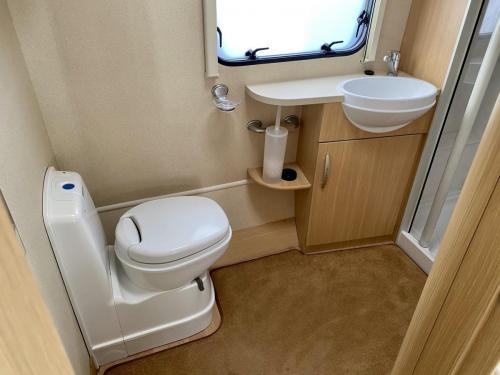 2008 Abbey Freestyle 620 4 Berth Touring Caravan (8)