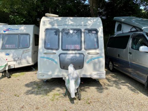 2010 Bailey Olympus 464 4 Berth Touring Caravan 102