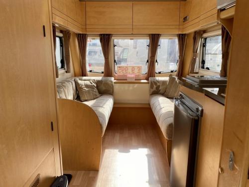 2010 Bailey Olympus 464 4 Berth Touring Caravan (7)