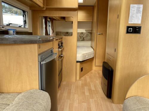 2010 Bailey Olympus 464 4 Berth Touring Caravan (9)