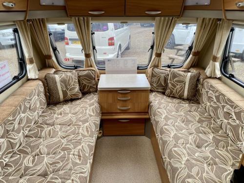 2011 Swift Charisma 240 2 Berth Touring Caravan (1)