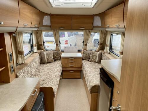 2011 Swift Charisma 240 2 Berth Touring Caravan (2)