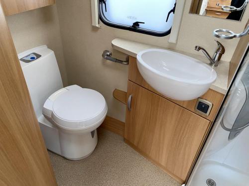 2011 Swift Charisma 240 2 Berth Touring Caravan (8)