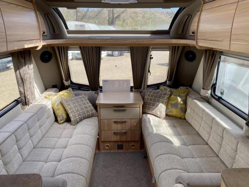 2014 Coachman Pastiche 6402 2 Berth Touring Caravan (2)