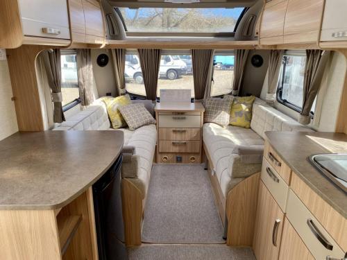 2014 Coachman Pastiche 6402 2 Berth Touring Caravan (7)