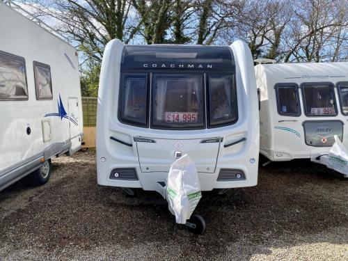 2014 Coachman Pastiche 6402 2 Berth Touring Caravan (8)