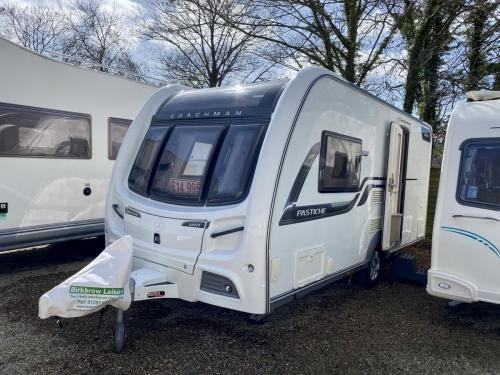 2014 Coachman Pastiche 6402 2 Berth Touring Caravan (9)