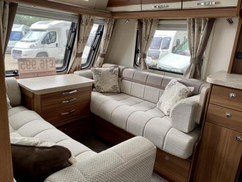 2016 Elddis Affinity 540 4 Berth Touring Caravan (10)