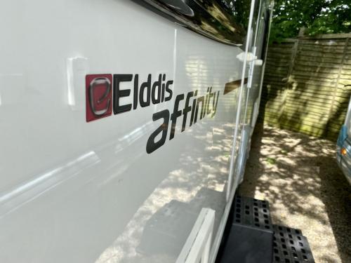 2016 Elddis Affinity 540 4 Berth Touring Caravan (7)