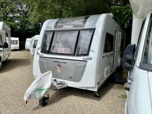 2016 Elddis Affinity 540 4 Berth Touring Caravan (9)