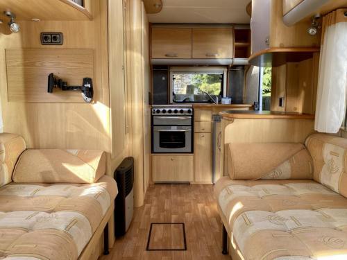 ACE NOVELLA CAPRI 2 BERTH LOW PROFILE MOTORHOME YX54 EXZ - IMG_5899 (5)