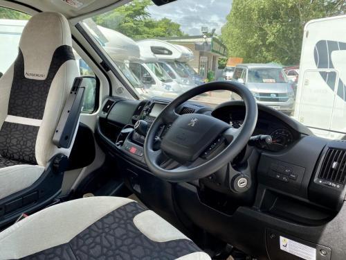 Auto-Cruise Alto 3 Berth Coachbuilt Campervan NG66 VBC (10)