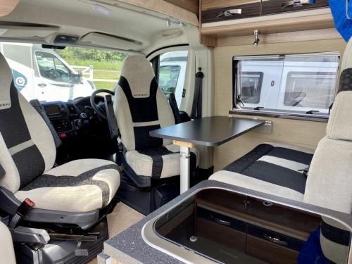 Auto-Cruise Alto 3 Berth Coachbuilt Campervan NG66 VBC (5)