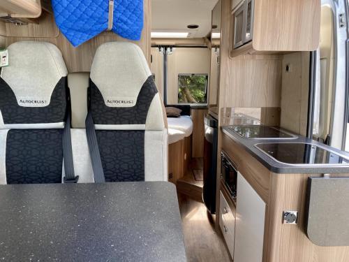 Auto-Cruise Alto 3 Berth Coachbuilt Campervan NG66 VBC (7)