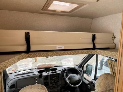 Auto-Sleeper Ravenna 4 Berth Coachbuilt Motorhome NX55 KGY (13)