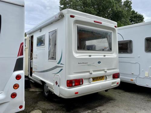 Auto-Sleeper Ravenna 4 Berth Coachbuilt Motorhome NX55 KGY (6)