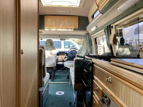 Auto-Sleeper Symbol 2 Berth Coachbuilt Hi-Top Campervan NX53 FDD (11)