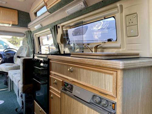 Auto-Sleeper Symbol 2 Berth Coachbuilt Hi-Top Campervan NX53 FDD (12)
