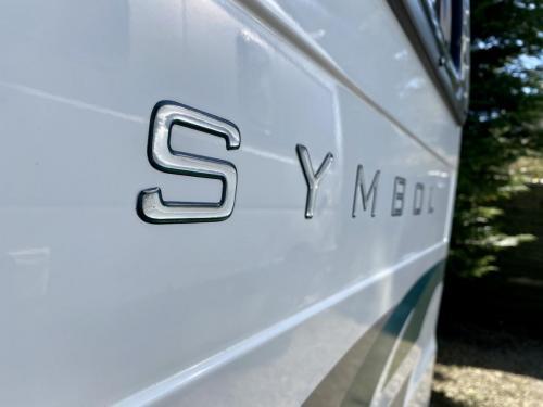 Auto-Sleeper Symbol 2 Berth Coachbuilt Hi-Top Campervan NX53 FDD (2)
