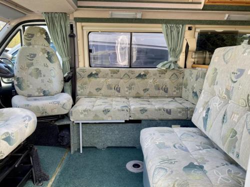 Auto-Sleeper Symbol 2 Berth Coachbuilt Hi-Top Campervan NX53 FDD (5)