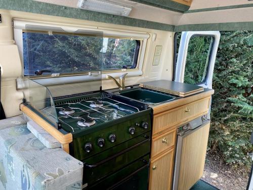 Auto-Sleeper Symbol 2 Berth Coachbuilt Hi-Top Campervan NX53 FDD (6)
