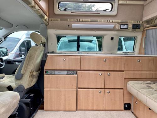 Auto-Sleeper Trident 2 Berth Hi-Top Campervan NX10 ECJ (5)