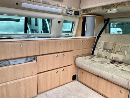Auto-Sleeper Trident 2 Berth Hi-Top Campervan NX10 ECJ (8)