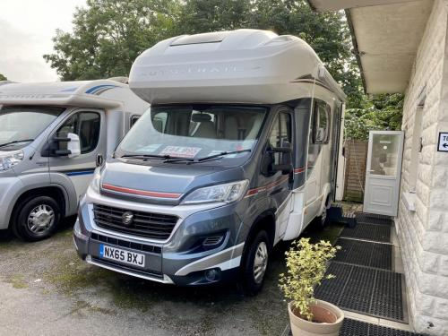 Auto-Trail Imala 620 5 Berth Coachbuilt Motorhome NX65 BXJ (11)