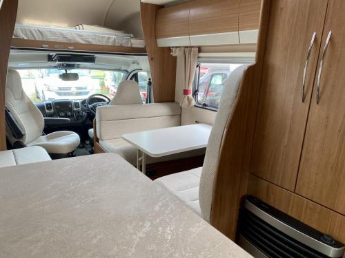 Auto-Trail Imala 620 5 Berth Coachbuilt Motorhome NX65 BXJ (9)