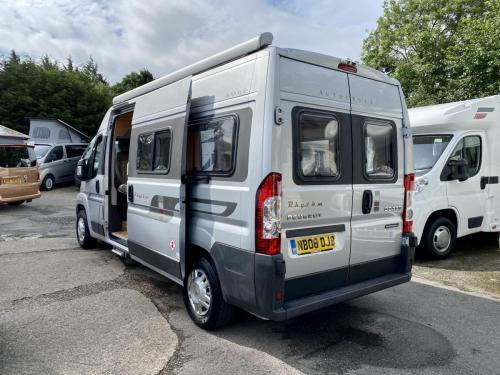 Autocruise Rhythm 2 Berth Coachbuilt Campervan NB08 DJB (1)