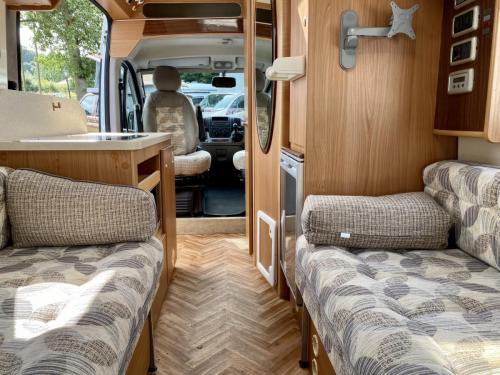 Autocruise Rhythm 2 Berth Coachbuilt Campervan NB08 DJB (10)