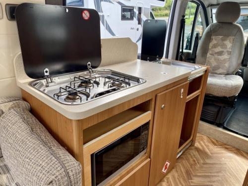 Autocruise Rhythm 2 Berth Coachbuilt Campervan NB08 DJB (11)