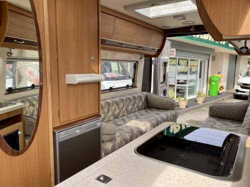 Autocruise Rhythm 2 Berth Coachbuilt Campervan NB08 DJB (12)
