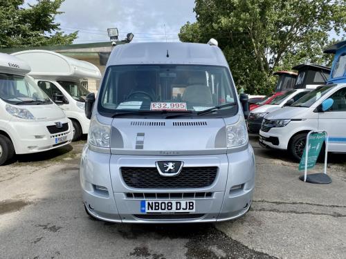 Autocruise Rhythm 2 Berth Coachbuilt Campervan NB08 DJB (13)