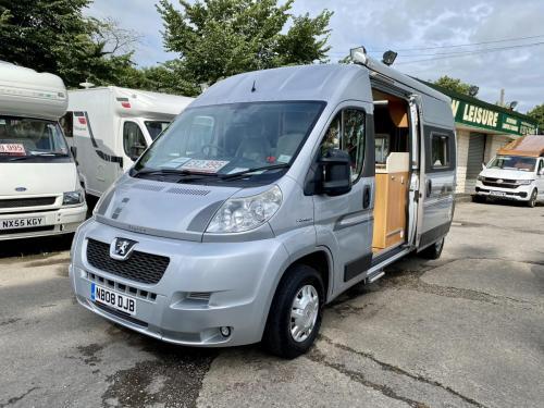 Autocruise Rhythm 2 Berth Coachbuilt Campervan NB08 DJB (14)