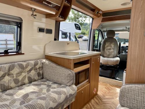 Autocruise Rhythm 2 Berth Coachbuilt Campervan NB08 DJB (3)