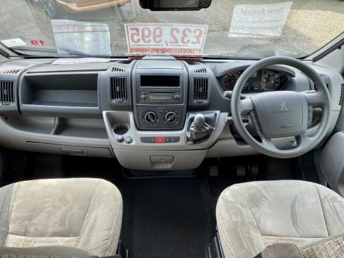 Autocruise Rhythm 2 Berth Coachbuilt Campervan NB08 DJB (7)