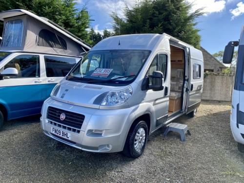 Autocruise Tempo 2 Berth Coachbuilt Campervan FN09 BHL (1)