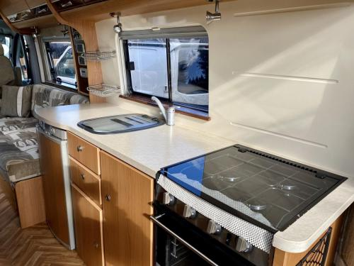 Autocruise Tempo 2 Berth Coachbuilt Campervan FN09 BHL (10)