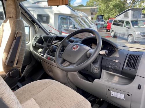 Autocruise Tempo 2 Berth Coachbuilt Campervan FN09 BHL (12)