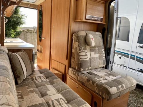 Autocruise Tempo 2 Berth Coachbuilt Campervan FN09 BHL (13)