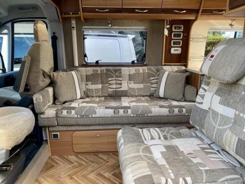 Autocruise Tempo 2 Berth Coachbuilt Campervan FN09 BHL (2)