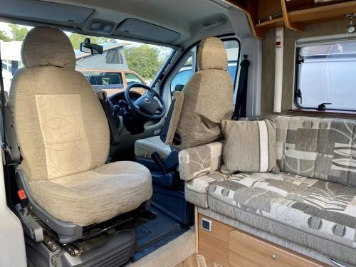 Autocruise Tempo 2 Berth Coachbuilt Campervan FN09 BHL (4)