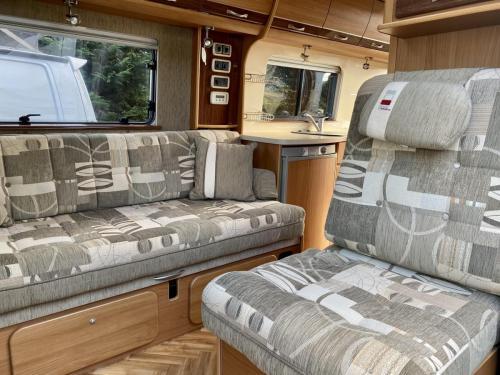 Autocruise Tempo 2 Berth Coachbuilt Campervan FN09 BHL (5)