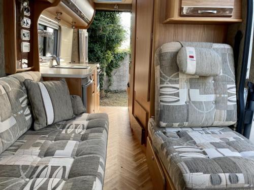 Autocruise Tempo 2 Berth Coachbuilt Campervan FN09 BHL (6)