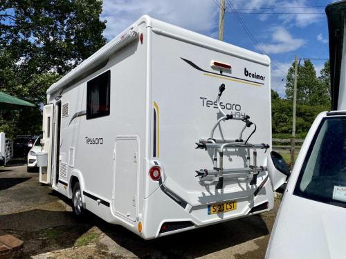 Benimar Tessoro 494 4 Berth Low Profile Motorhome S123 CST (15)