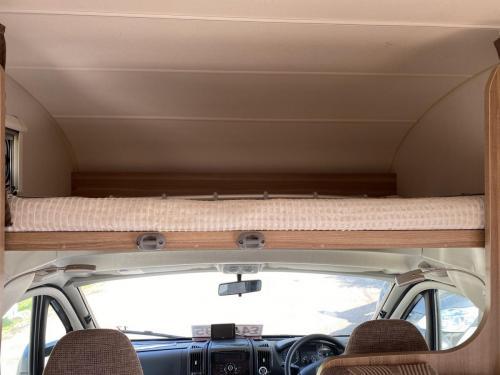 Bessacarr E496 6 Berth Coachbuilt Motorhome HX14 DBV (10)